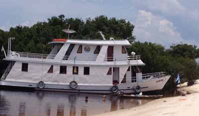 Barco Regional Amazonas