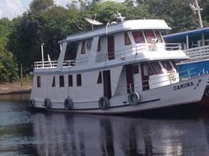 Amazon Cruise in Cabin