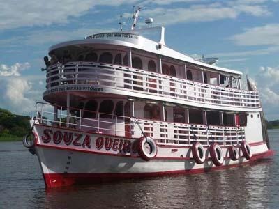 Amazon Cruise in Hammocks